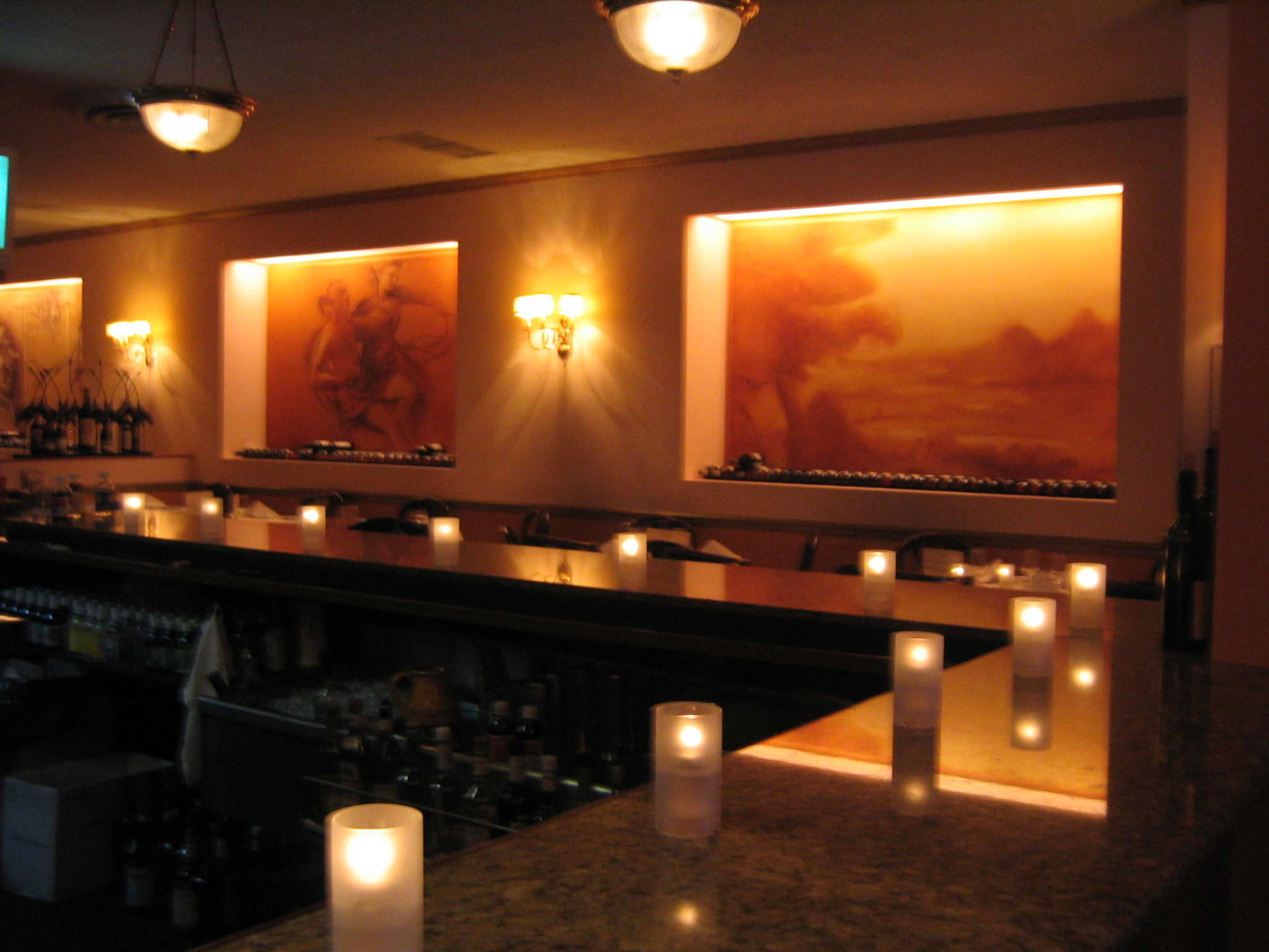 Virtual Restaurant Layout : Virtual gourmet