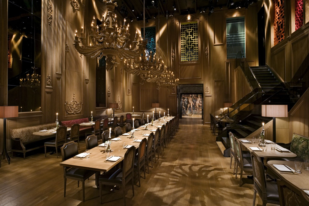 new york city s buddakan restaurant is certainly not new on the scene