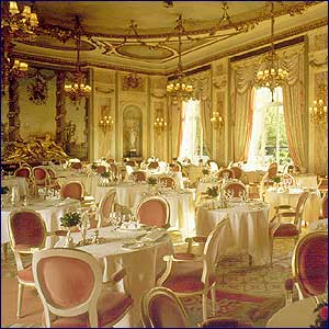 Ritz London Hotel Design