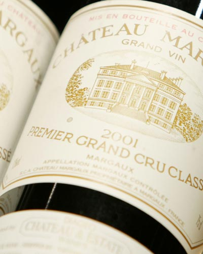 Investment wine | chateau margaux