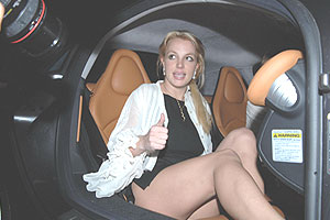 britney spears exposed