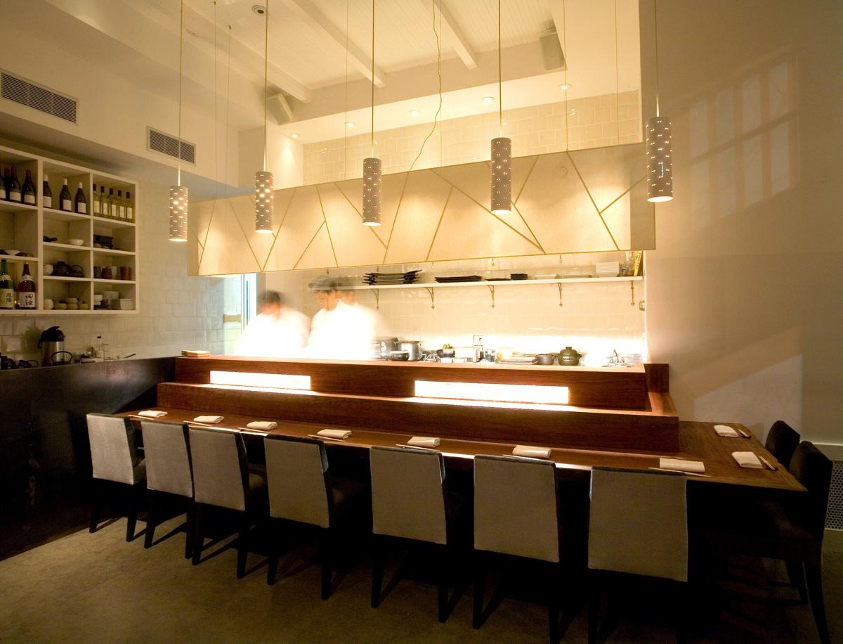 Japanese Sushi Bar Design In japan a few years ago my