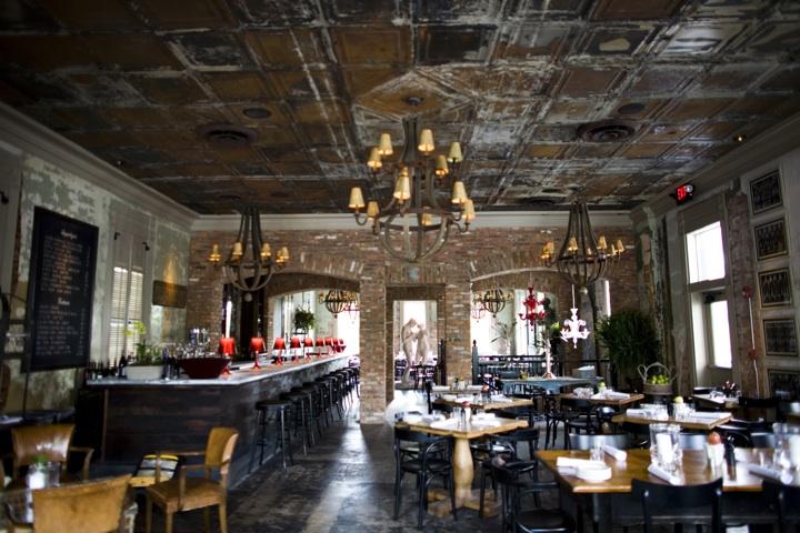 Parish Restaurant Atlanta Menu