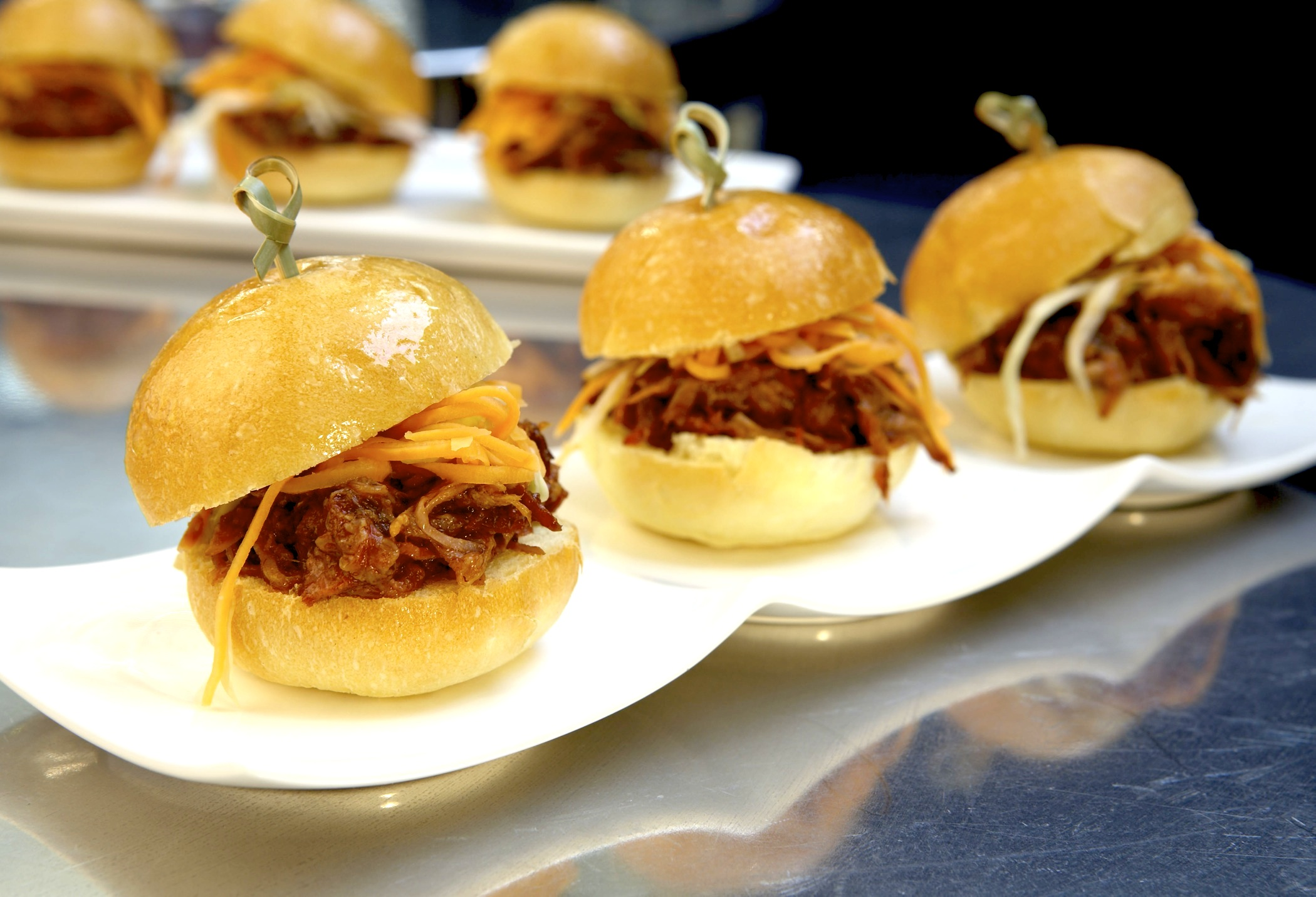 Food, Pull Pork Sliders, Parties Ideas, Pulled Pork Sliders, Sliders ...