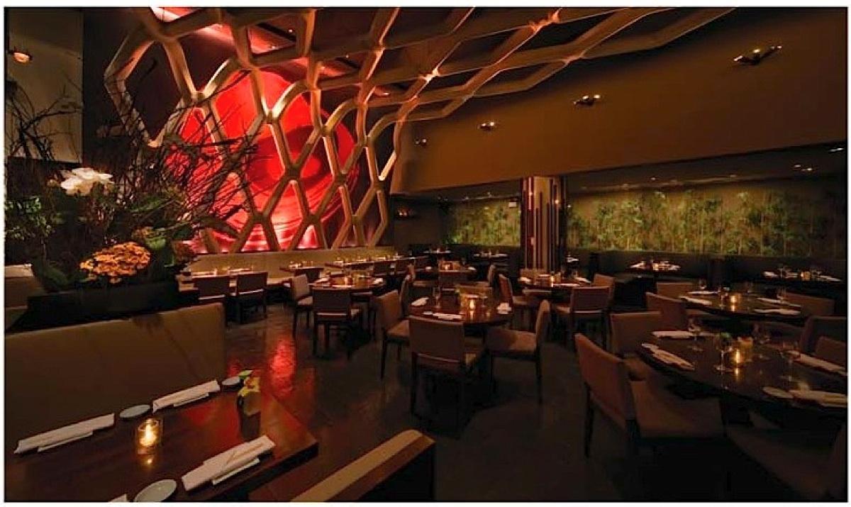 Virtual gourmet for Koi bryant park hotel
