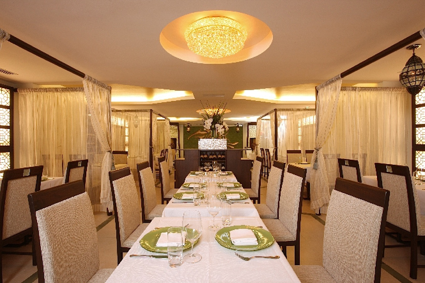 Virtual gourmet for Dining room designs india