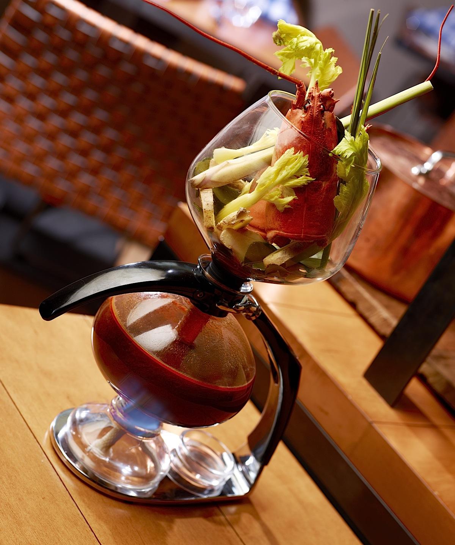 David Burke Kitchen Nyc: Virtual Gourmet