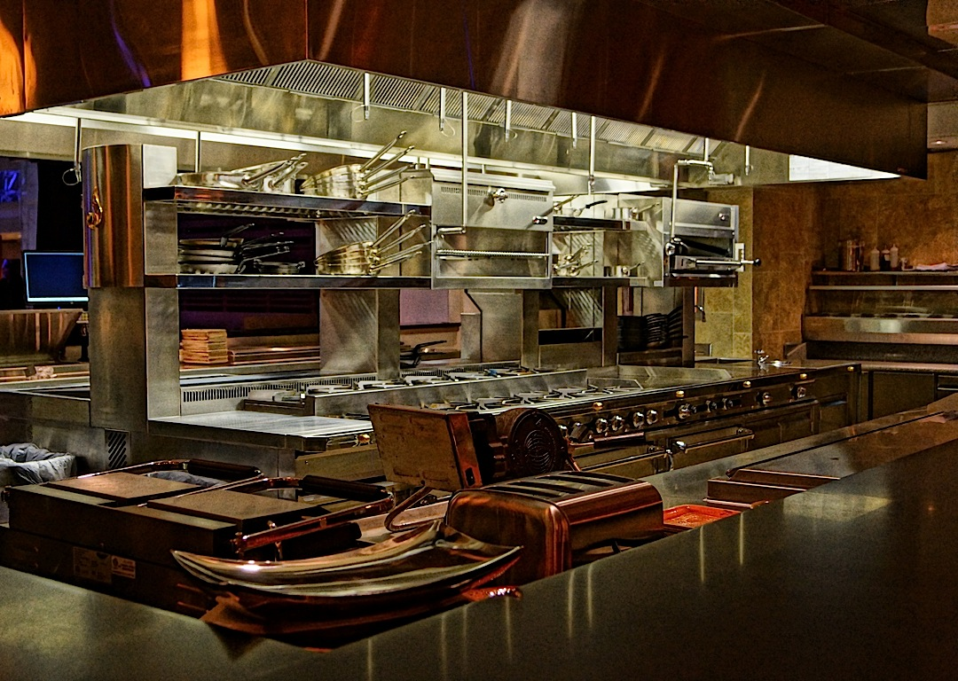 Open Resturant Kitchen Design Ideas ~ Virtual gourmet