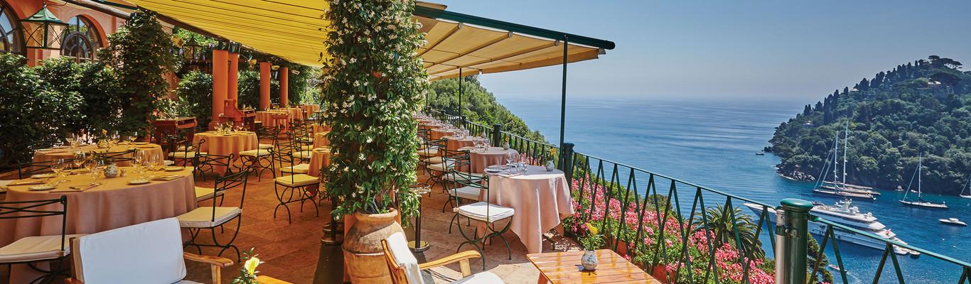La Terrazza Restaurant At Belmond Hotel Splendido Menu
